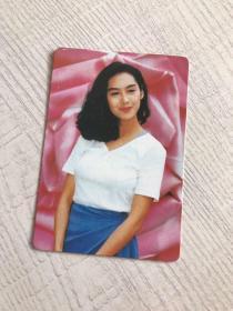 朱茵 卡片