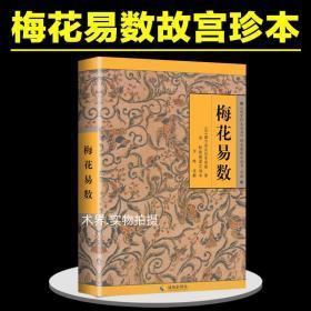 梅花易数正版占卜预测学讲义原文白话文注解命理讲义入门的古书籍