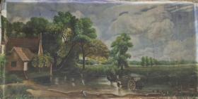 风景油画作品 ddd