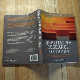 Qualitative Research Methods Collecting Evidence, Crafting Analysis, Communicating Impact