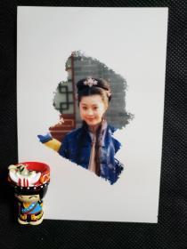 1999版《还珠格格》20多年前原版照片金锁单人1张-9组,范冰冰饰演金锁