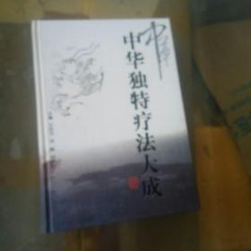 中华独特疗法大成(精装,未翻阅,近似全新)