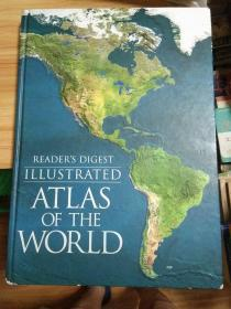 ATLAS OF THE WORLD(世界地图集)