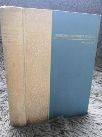 1902年  PERSONAL FRIENDSHIPS OF JESUS   上书口刷金