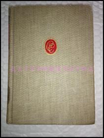 民国外文原版书-----1946年版!《old goriot :高老头》!(巴尔扎克 balzac 名著 heritage press ,布面精装版!)