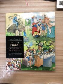 Alice's Adventures 爱丽丝漫游奇境记(经典插图版)