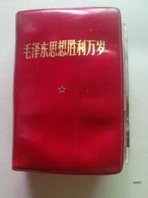 毛泽东思想胜利万岁(100开)