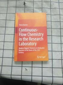 Continuous-Flow Chemistry in the Research ... 进口原版现货