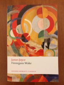 Finnegans Wake (Oxford World's Classics) (进口原版,国内现货)