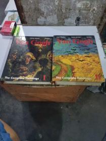 Van Gogh The Complete Paintings Ⅰ,2 (2册)