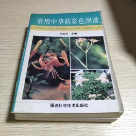 常用中草药彩色图谱