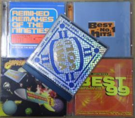 AVEXTRAX  BEST NO.1 HITS  BEST OF 99 VMP  REMIHED REMAHES VMP GOLD   旧版 港版 原版 绝版 CD