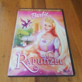 DVD 光碟:长发公主芭比
