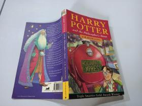 Harry Potter and the philosopher's stone:哈利波特与魔法石