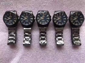 """几十年前的库存:男款""""欧米茄""""手表(机械表)5个,全品,都正常使用,细节如图,1000一个"""