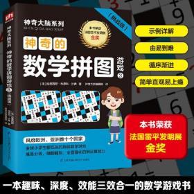 神奇大脑系列:神奇的数学拼图游戏·3  (挑战级)