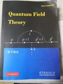 物理经典教材(影印本):量子场论