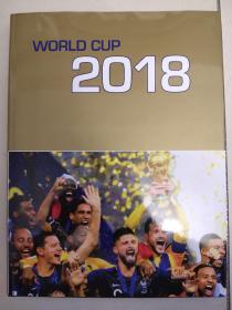 OSB2018 2018世界杯画册 国外原版画册