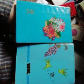 空白日記本2本