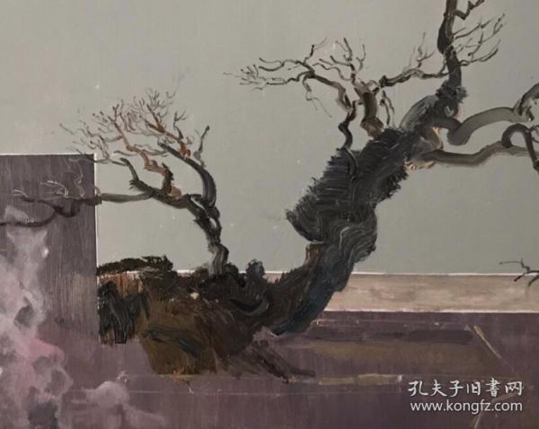 盆景園-冬系列-No3
