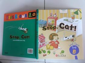 布朗儿童英语2.0 Level Three Book 5【看图】