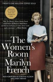 英文原版 醒来的女性 The Womens Room by Marilyn French