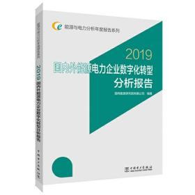 2019国内外能源电力企业数字化转型分析报告