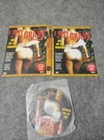 我唾弃你的坟墓 1978版  dvd d9     类型:欧美 剧情 惊悚