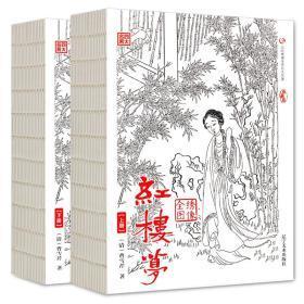 【新品】绣像版 红楼梦 中国四大名著之一 插画版 纯原文