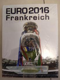 OSB2016 2016欧洲杯足球画册 国外原版画册,全新未开封