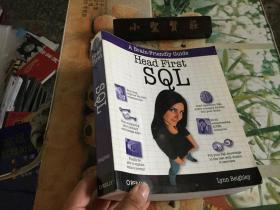 深入浅出 SQL(中文版) Head First SQL