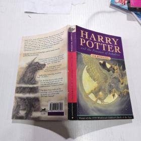 Harry potter and the prisoner of azkaban:哈利波特与阿兹卡班的囚犯.