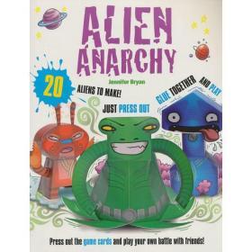 Paper Mayhem: Alien Anarchy 纸模型大世界:外星人来袭