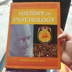 History of  Psychology 心理学史