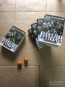 Security Analysis(1940 second edition)《证券分析》(1940年版,第二版)