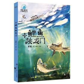 中国儿童文学大视野丛书:小鲤鱼跳龙门