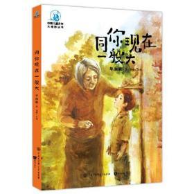 中国儿童文学大视野丛书:同你现在一般大