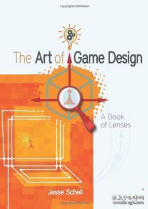 The Art Of Game Design-游戏设计艺术