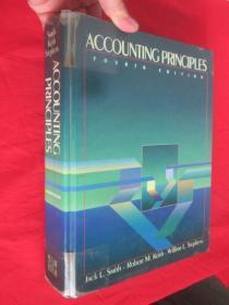 ACCOUNTING PRINCIPLES(FOURTH  EDITION)    (大16开,精装)     【详见图】