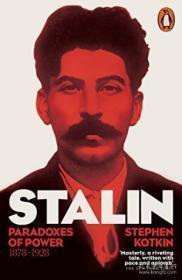 Stalin, Vol. I-斯大林,第一卷