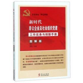 新时代·非公企业及社会组织党建·工作实务与创新手册(图解版