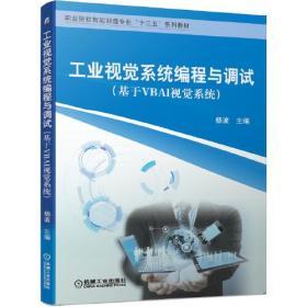工业视觉系统编程与调试(基于VBAI视觉系统)