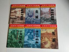 大和平下的硝烟 当代世界军事风云50年 (全6卷)