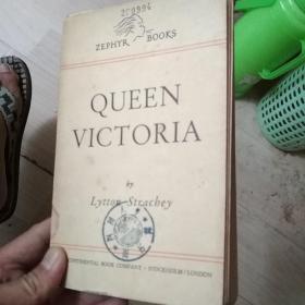 QUEEN VICTORIA(四川大学藏书)维多利亚女王