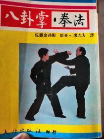 八卦掌 拳法