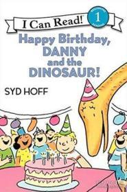 Happy Birthday, Danny and the Dinosaur!