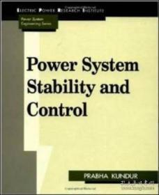 Power System Stability And Control-电力系统稳定与控制