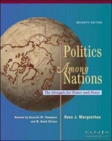Politics Among Nations-国家间政治