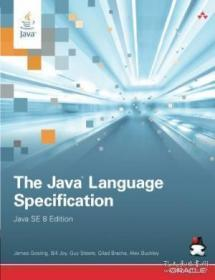 The Java Language Specification, Java Se 8 Edition-Java语言规范,JavaSE8版