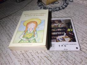 英文原版 Anne of green gables 《绿山墙的安妮》